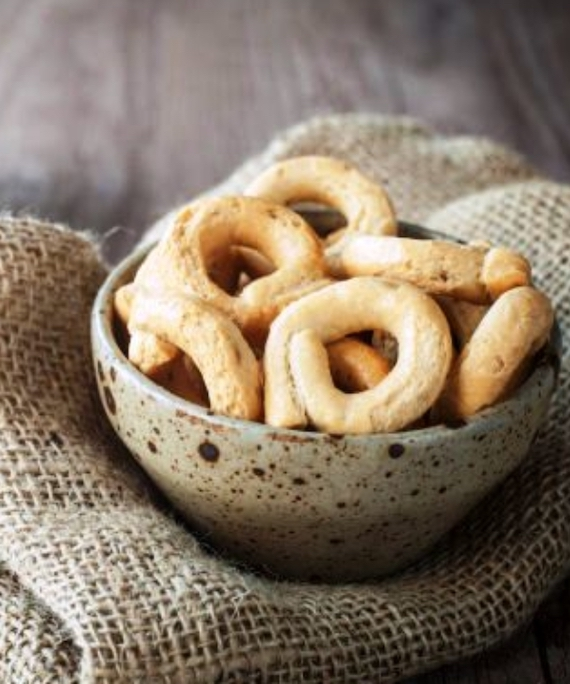 Biscotti e Taralli